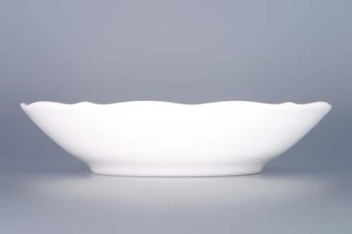 Zwiebelmuster Saucer C 15.5cm, Original Bohemia Porcelain from Dubi