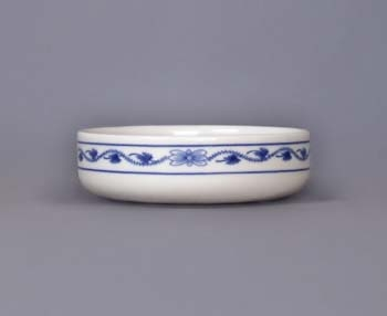 Zwiebelmuster Small Dish Mischa M 14cm, Original Bohemia Porcelain from Dubi