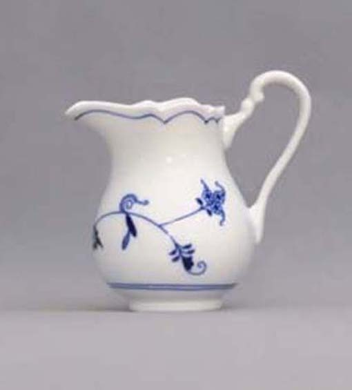 Eco Zwiebelmuster Creamer Tall 0.25L, Bohemia Porcelain from Dubi