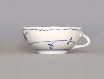 Eco Zwiebelmuster Creamsoup Cup 0.30L, Bohemia Porcelain from Dubi
